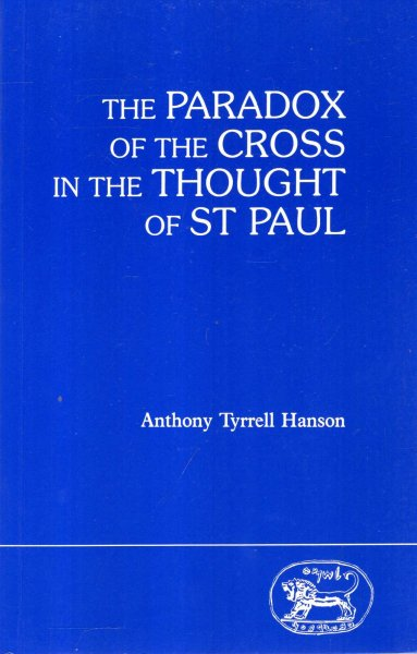 Image for The Paradox of the Cross in the Thought of St.Paul
