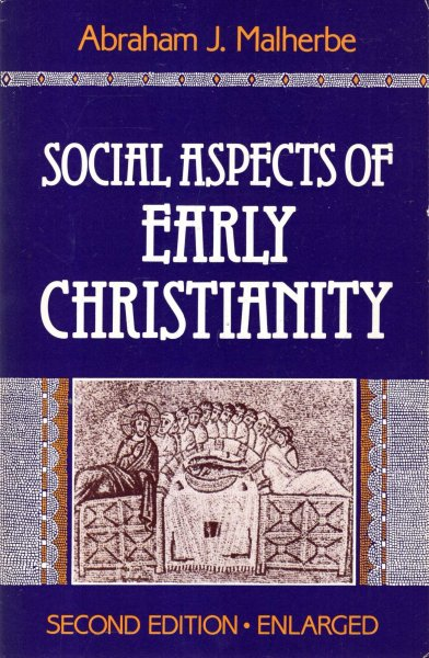 Image for Social Aspects of Early Christianity