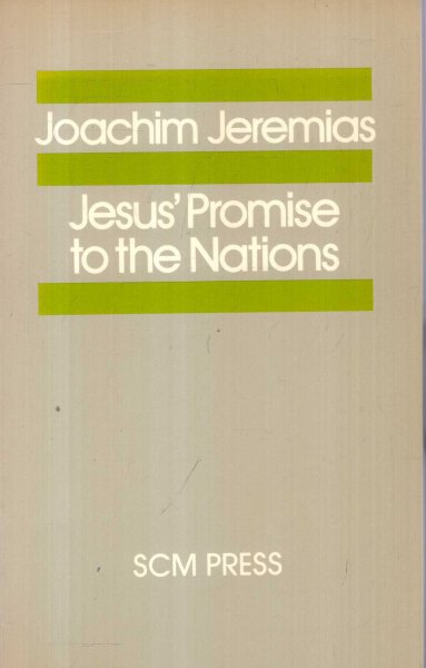Image for Jesus' Promise to the Nations