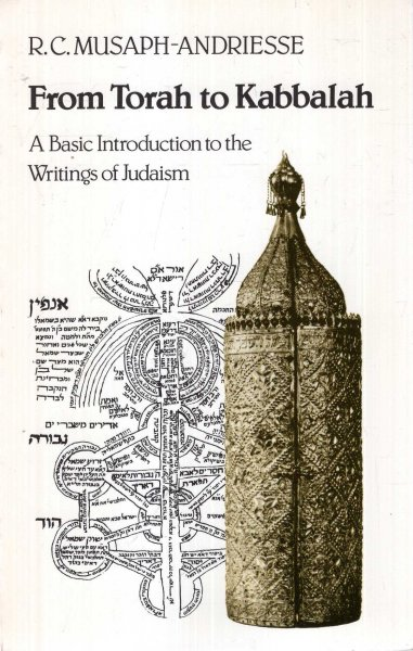 Image for From Torah to Kabbalah : A Basic Introduction to the Writings of Judaism