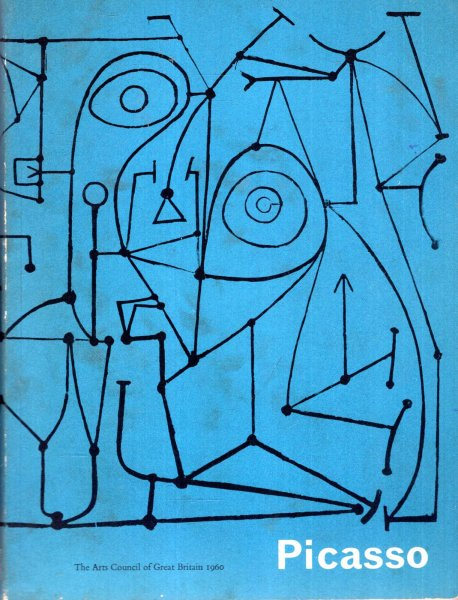 Image for Picasso : At the Tate Gallery 6 July - 18 September 1960