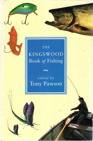 Image for The Kingswood Book of Fishing