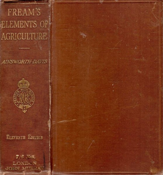 Image for Elements of Agriculture