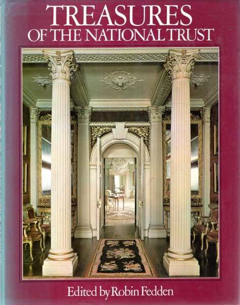 Image for Treasures of the National Trust