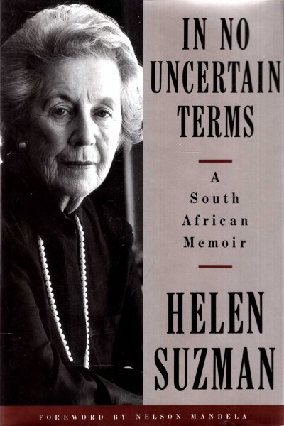 Image for In No Uncertain Terms : A South African Memoir