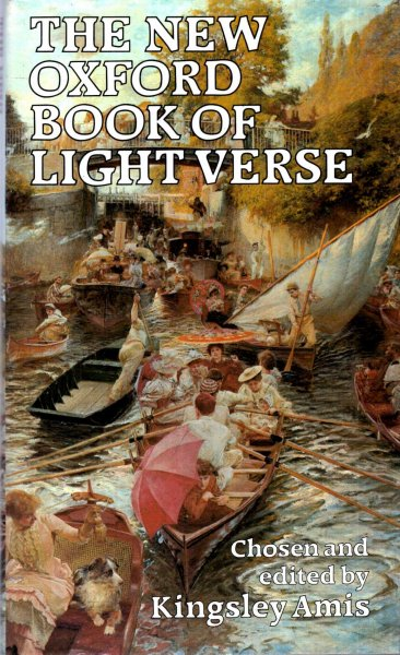 Image for The New Oxford Book of Light Verse