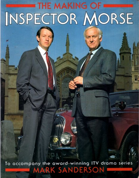 Image for The Making of Inspector Morse
