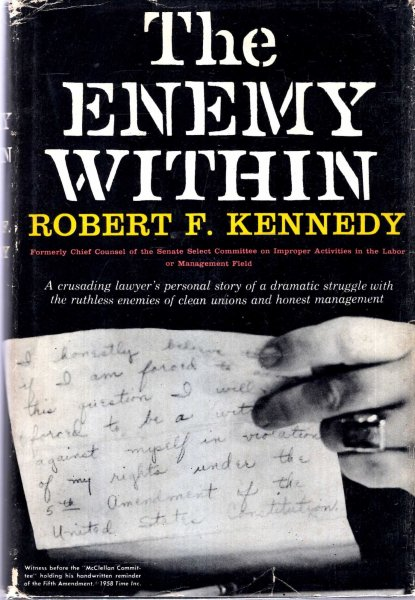 Image for The Enemy Within