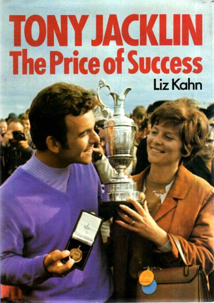 Image for Tony Jacklin : The price of success