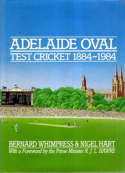 Image for Adelaide Oval Test Cricket 1884-1984