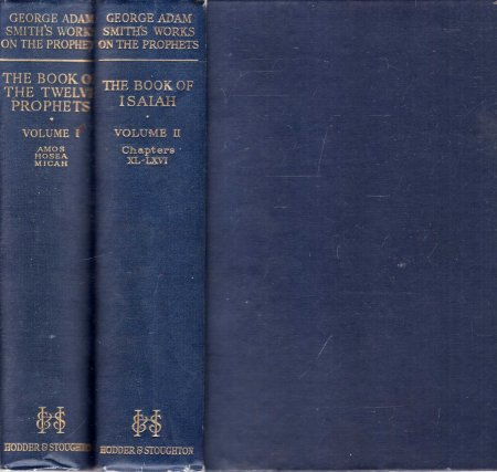 Image for The Book of the Twelve Prophets commonly called the Minor (two volumes complete)