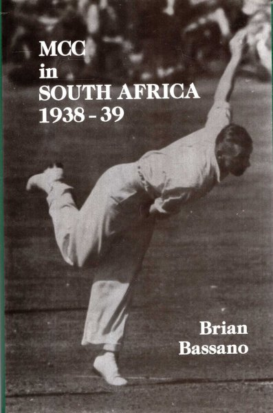 Image for MCC In South Africa 1938-39