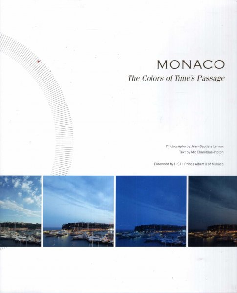 Image for Monaco: The Colors of Time's Passage
