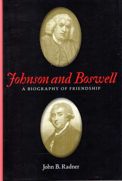 Image for Johnson and Boswell : A Biography of Friendship