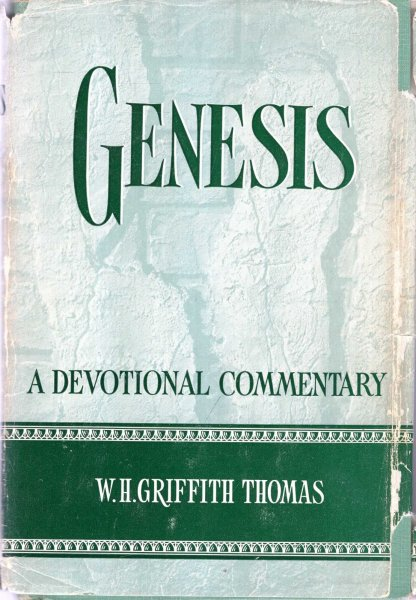 Image for Genesis - A Devotional Commentary