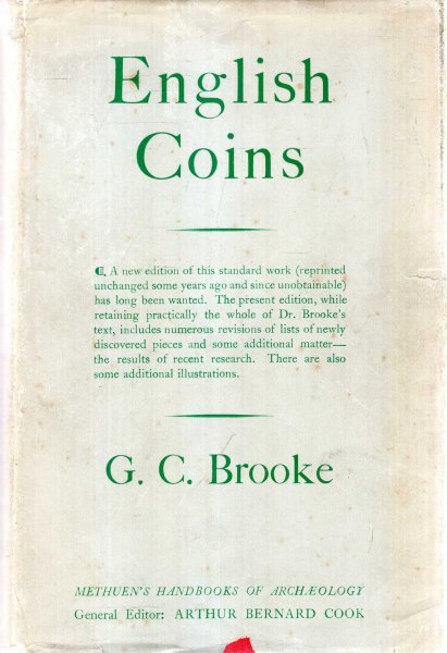 Image for English Coins from the Seventh Century to the Present Day