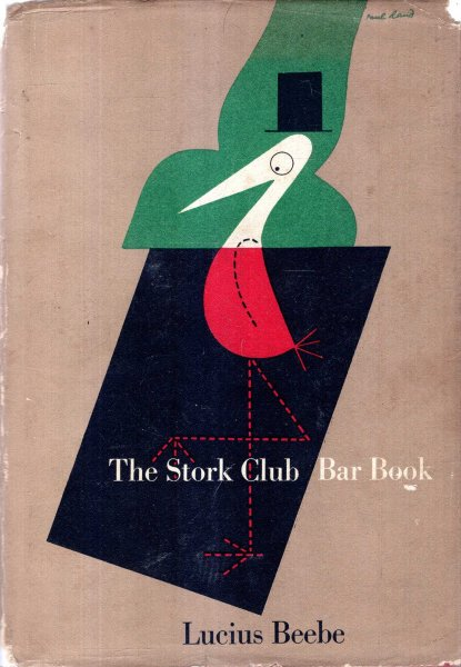 Image for The Stork Club Bar Book