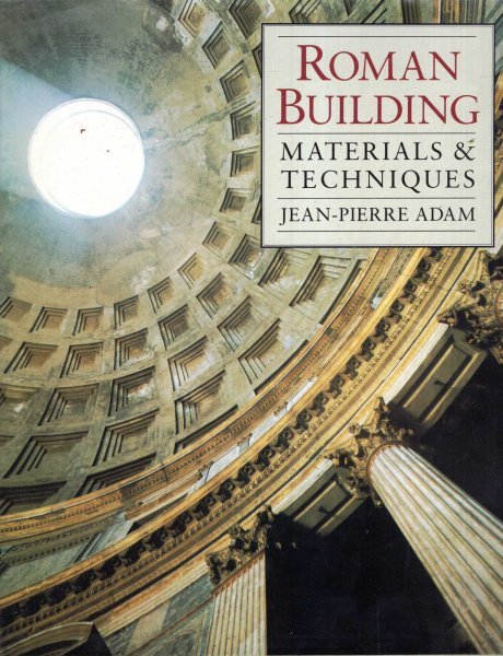 Image for Roman Building : Materials and Techniques