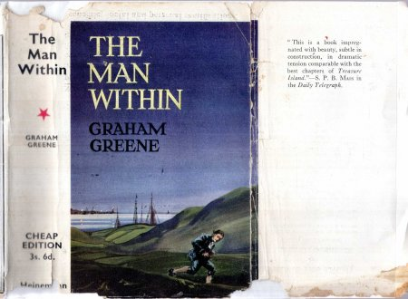Image for The Man Within (scarce dust wrapper only)