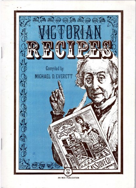 Image for Victorian Recipes