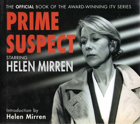 Image for Prime Suspect : The Official Book Of the Award-Winning Series