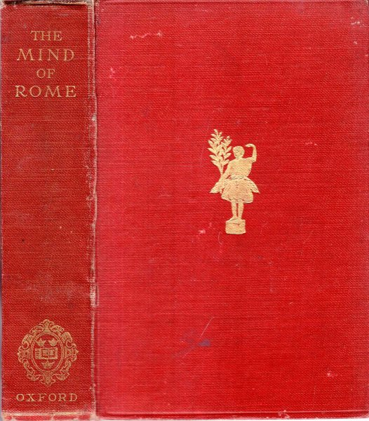 Image for The Mind of Rome