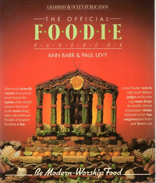 Image for Harpers and Queen Official Foodie Handbook