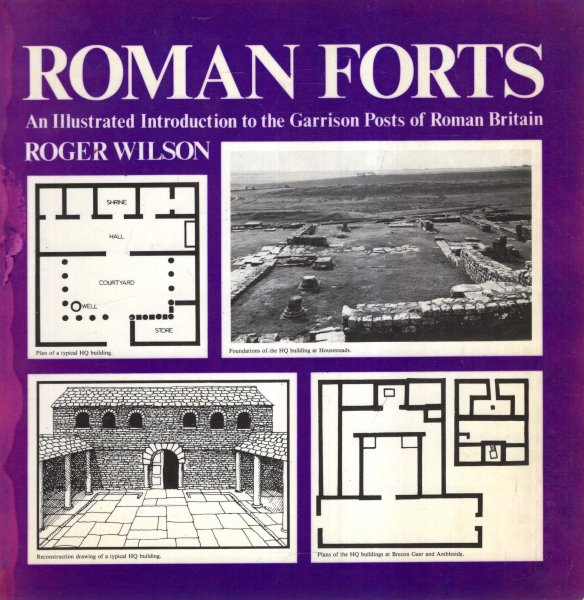 Image for Roman Forts : An Illustrated Introduction to the Garrison Posts of Roman Britain