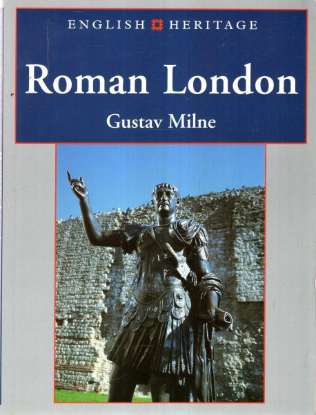 Image for English Heritage : Book of Roman London - urban archaeology in the nation's capital