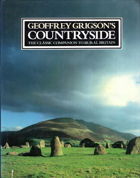 Image for Geoffrey Grigson's Countryside