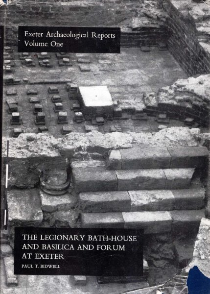 Image for The Legionary Bath-house and Basilica and Forum at Exeter (Exeter Archaeological Reports volume One)