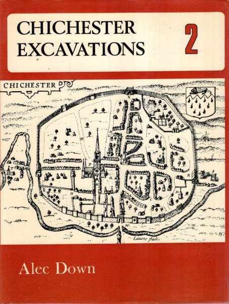 Image for Chichester Excavations Volume II (2)