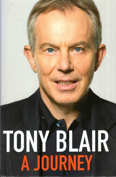 Image for Tony Blair: A Journey