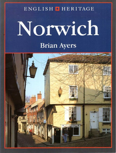 Image for English Heritage Book of Norwich