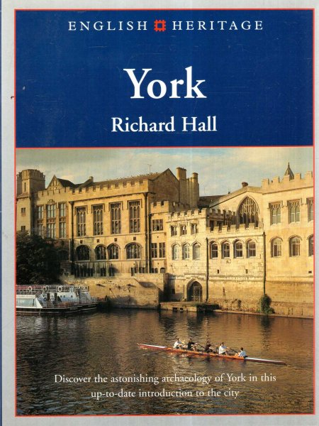 Image for English Heritage Book of York