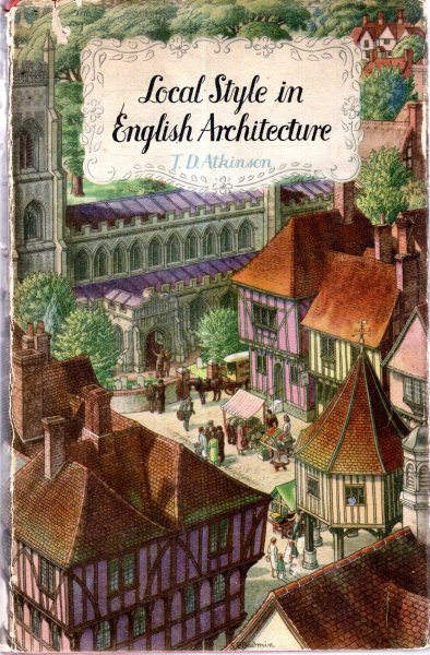 Image for Local Styles in English Architecture