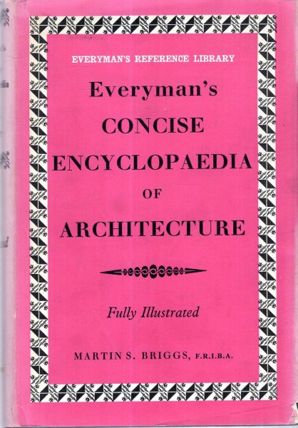Image for Everyman's Concise Encyclopaedia of Architecture