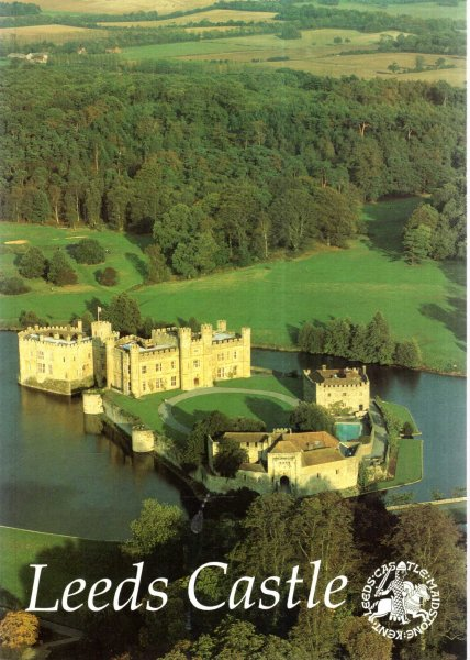 Image for Leeds Castle, Maidstone, Kent