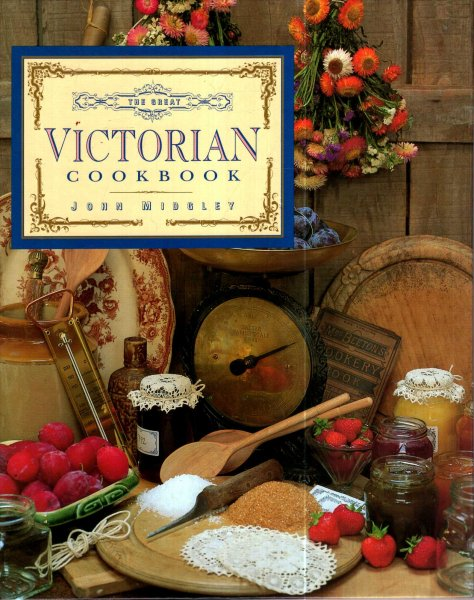 Image for The Great Victorian Cookbook