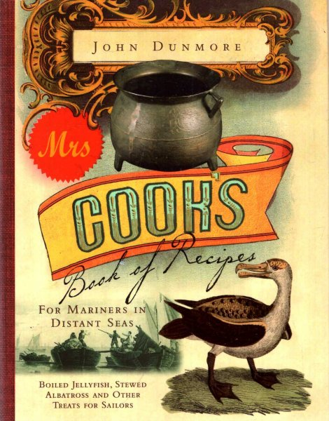 Image for Mrs Cook's Book of Recipes: For Mariners in Distant Seas