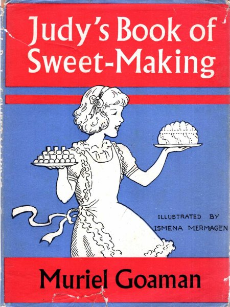 Image for Judy's Book of Sweet-Making