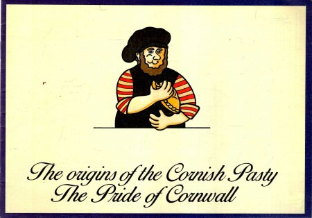Image for The Origins of the Cornish Pasty - the pride of Cornwall