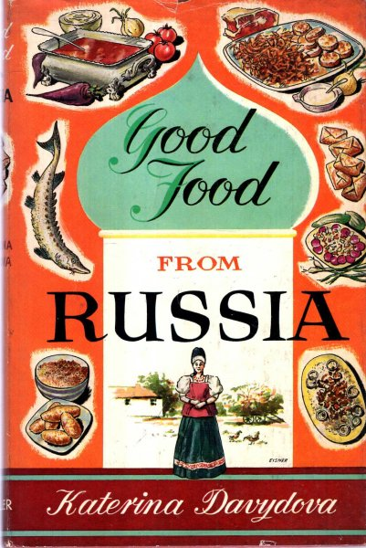 Image for Good Food from Russia