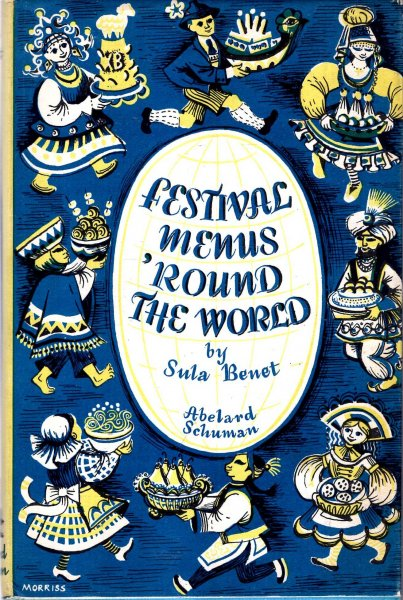 Image for Festival Menus 'Round the World