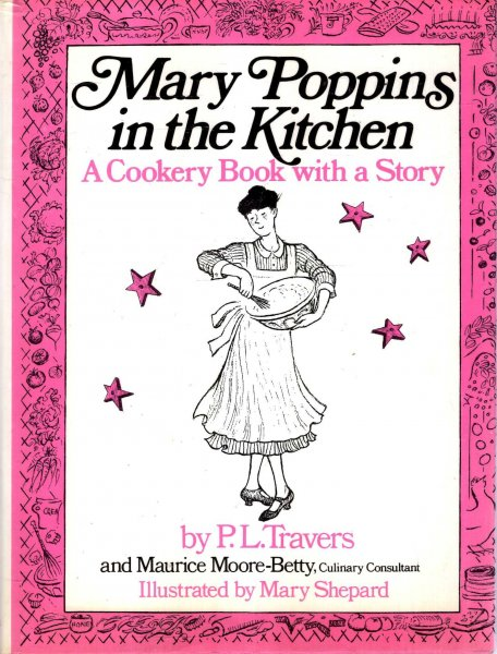 Image for Mary Poppins in the Kitchen, a cookery book with a story