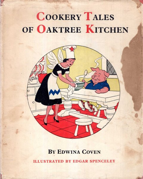 Image for Cookery Tales of Oaktree Kitchen