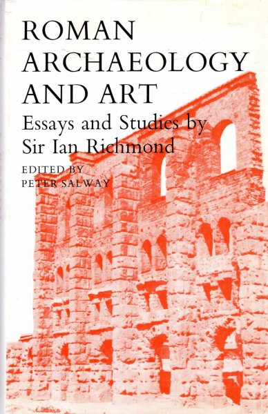Image for Roman Archaeology and Art, Essays and Studies