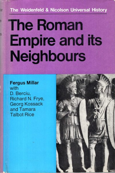 Image for The Roman Empire and its Neighbours