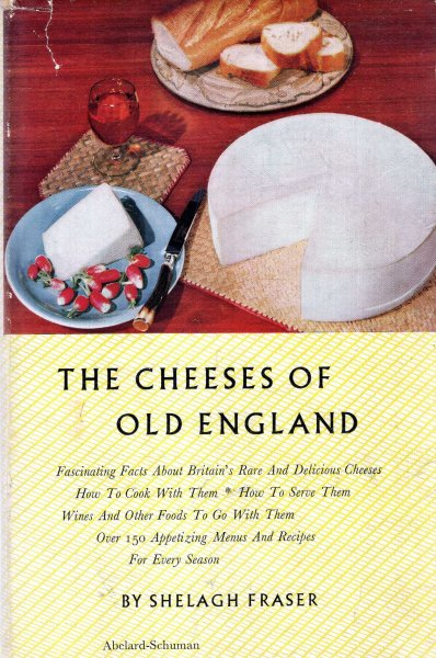 Image for The Cheeses of Old England