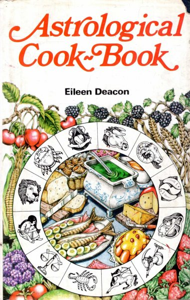 Image for Astrological Cook-Book